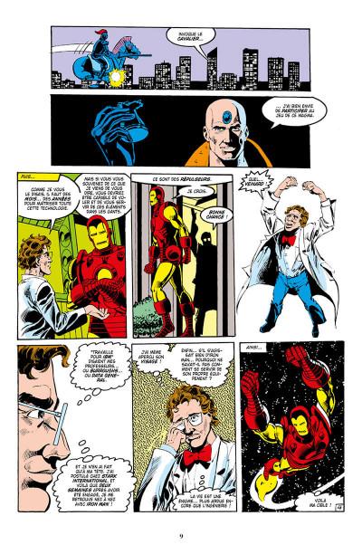 Page 9 Décennies - Marvel dans les années 80 - Merveilleuses évolutions