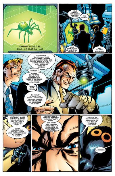 Page 5 Décennies - Marvel dans les années 2000 - La une des journaux