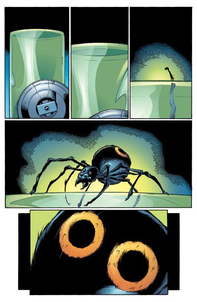 Page 8 Décennies - Marvel dans les années 2000 - La une des journaux