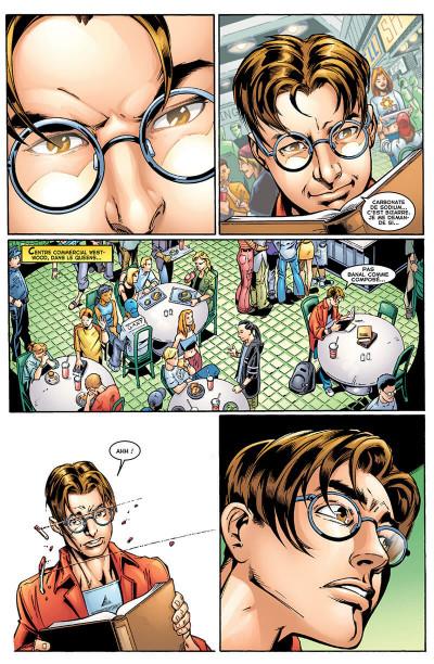 Page 9 Décennies - Marvel dans les années 2000 - La une des journaux