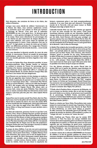 Page 4 Décennies - Marvel dans les années 2010