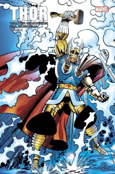 Couverture Thor par Simonson tome 2