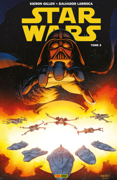 Couverture Star wars tome 9