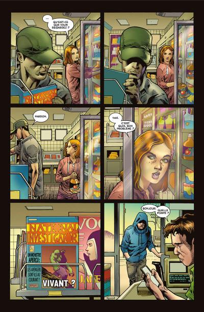 Page 9 Immortal Hulk tome 1