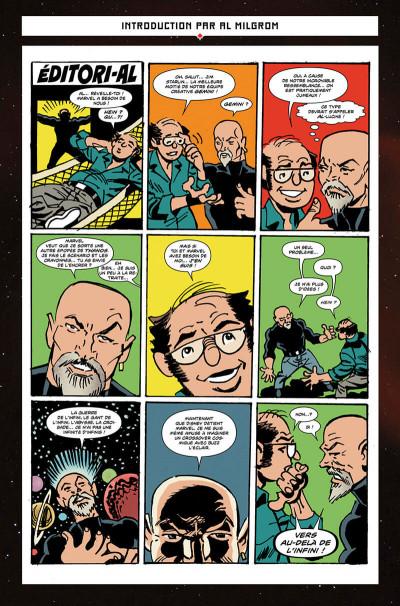 Page 4 Thanos - Le conflit de l'infini