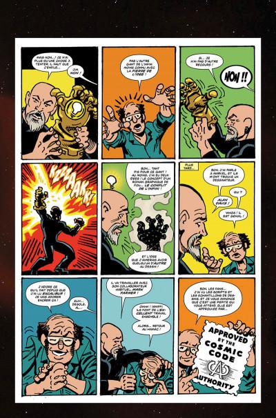 Page 5 Thanos - Le conflit de l'infini