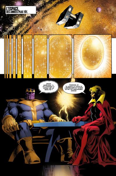 Page 7 Thanos - Le conflit de l'infini
