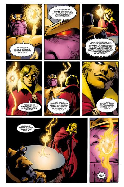 Page 8 Thanos - Le conflit de l'infini