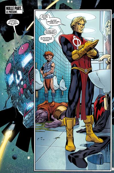 Page 9 Thanos - Le conflit de l'infini