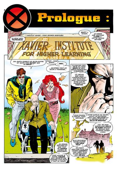 Page 6 X-Men - Prélude à l'ère d'apocalypse