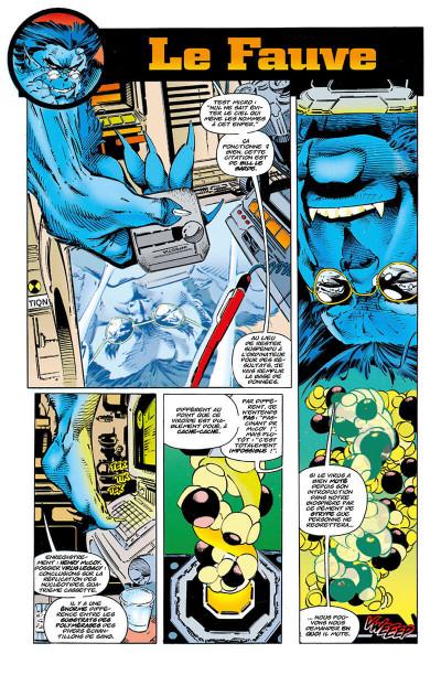 Page 7 X-Men - Prélude à l'ère d'apocalypse