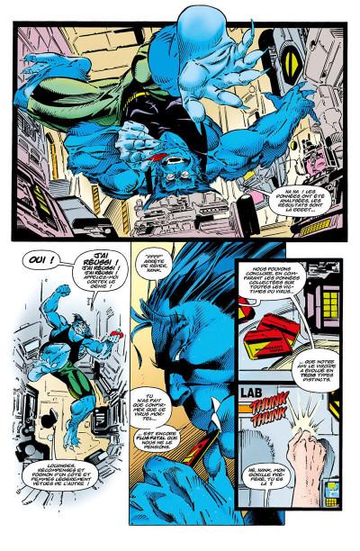 Page 8 X-Men - Prélude à l'ère d'apocalypse