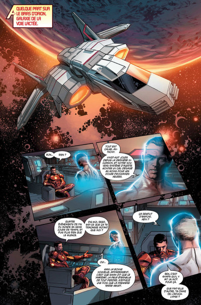 Page 7 Infinity - marvel deluxe tome 1