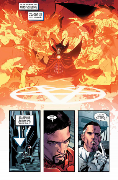 Page 9 Infinity - marvel deluxe tome 1