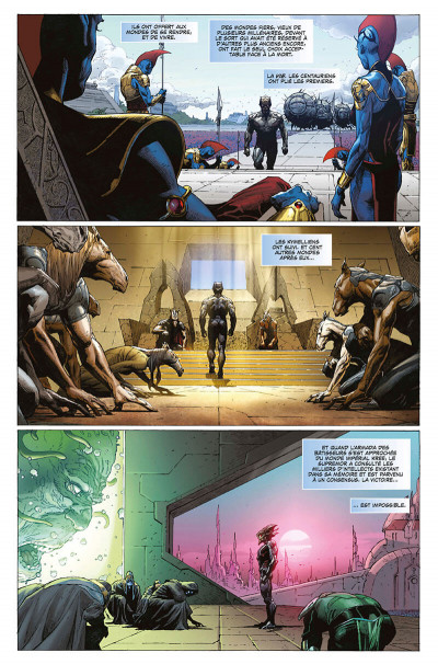Page 9 Infinity - marvel deluxe tome 2