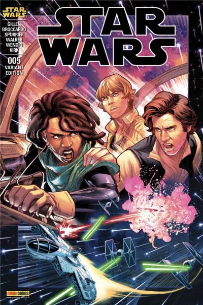 Couverture Star wars - fascicule série 3 tome 5 (couverture 2/2)