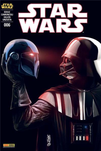 Couverture Star wars - fascicule série 3 tome 6 (couverture 1/2)