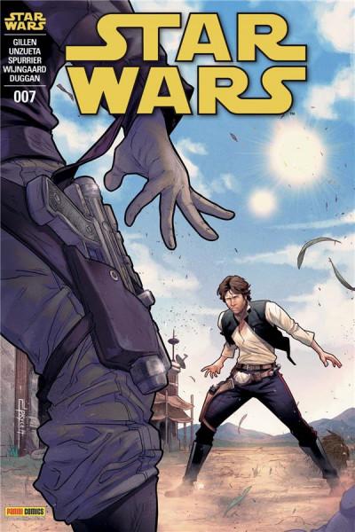 Couverture Star wars - fascicule série 3 tome 7 (couverture 1/2)
