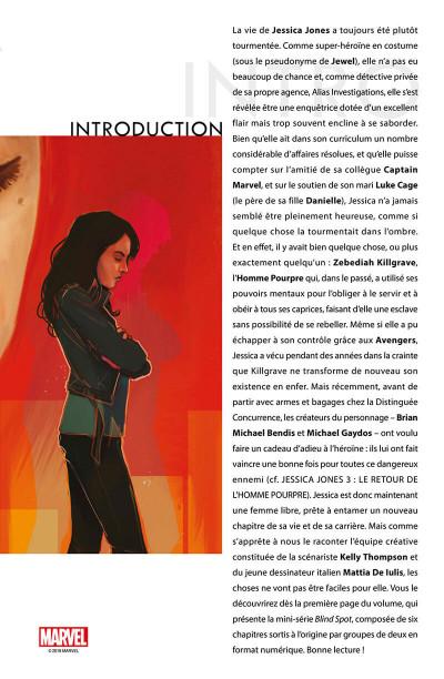 Page 3 Jessica Jones - Angle mort