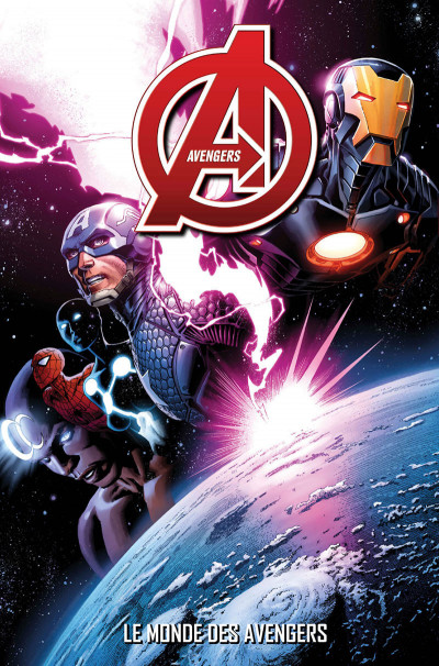 Page 1 Avengers (marvel deluxe) tome 1