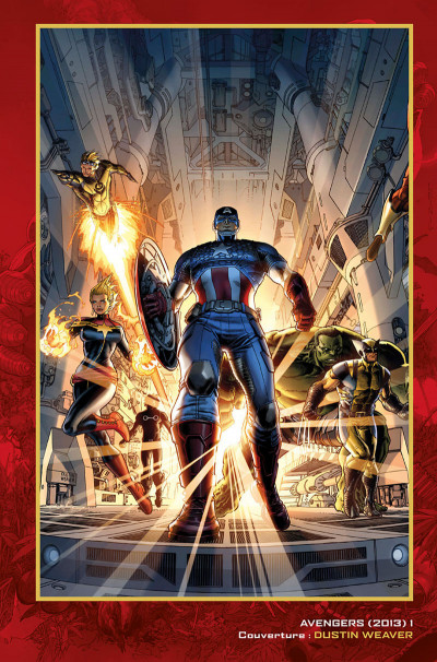 Page 5 Avengers (marvel deluxe) tome 1