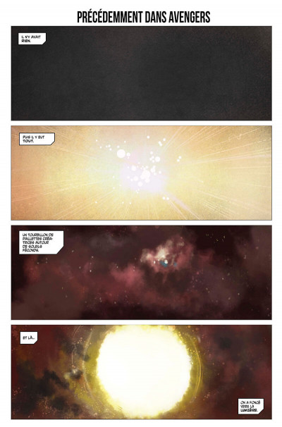 Page 6 Avengers (marvel deluxe) tome 1