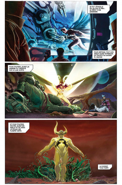 Page 8 Avengers (marvel deluxe) tome 1