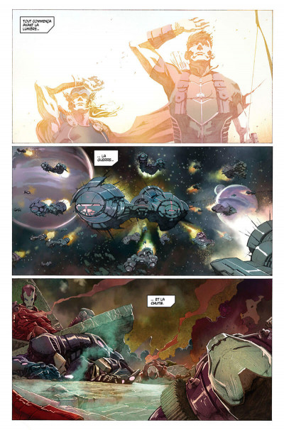 Page 9 Avengers (marvel deluxe) tome 1