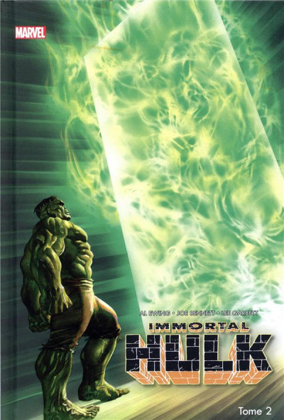 Couverture Immortal Hulk tome 2