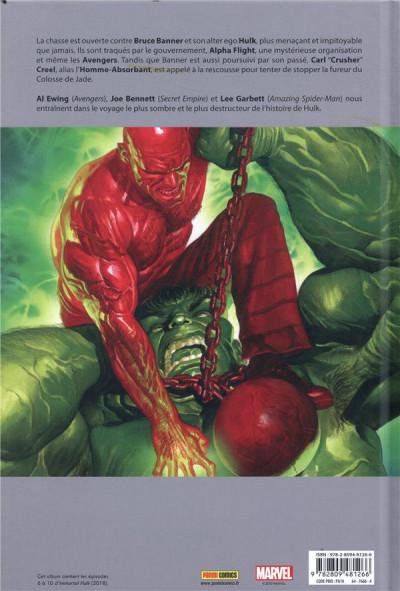 Dos Immortal Hulk tome 2