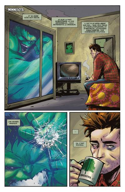 Page 8 Immortal Hulk tome 2
