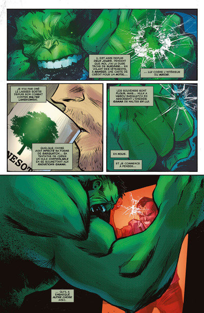 Page 9 Immortal Hulk tome 2