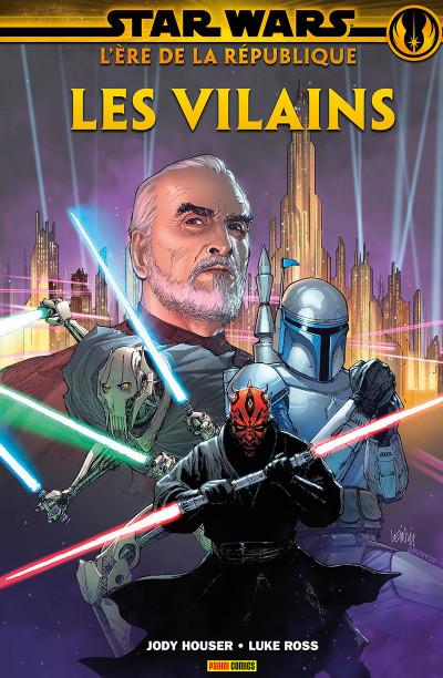 Couverture Star wars l'ère de la République tome 2