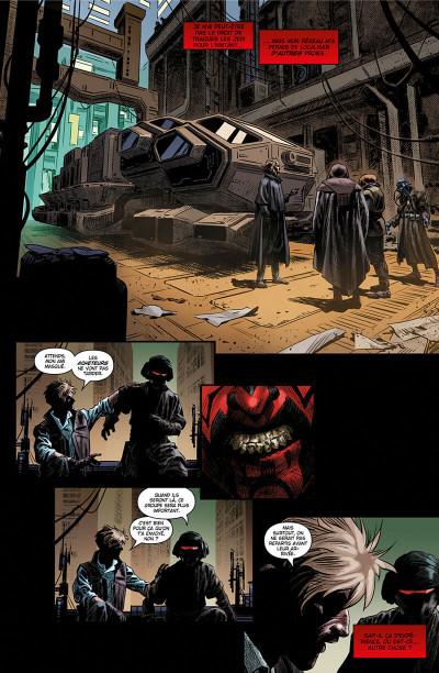 Page 7 Star wars l'ère de la République tome 2