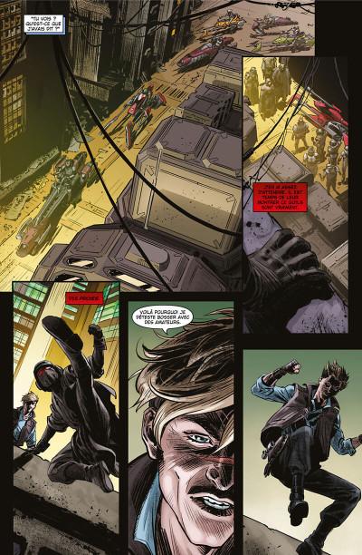 Page 8 Star wars l'ère de la République tome 2