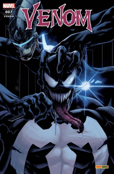 Couverture Venom (fresh start) tome 7