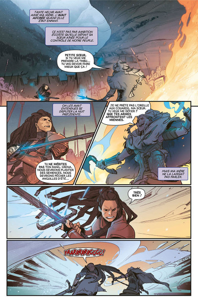 Page 7 League of legends - Ashe tome 1
