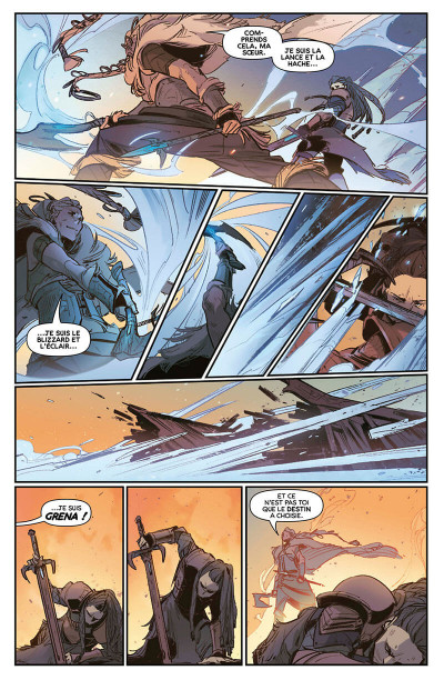 Page 8 League of legends - Ashe tome 1