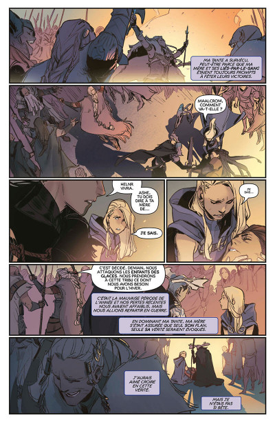 Page 9 League of legends - Ashe tome 1
