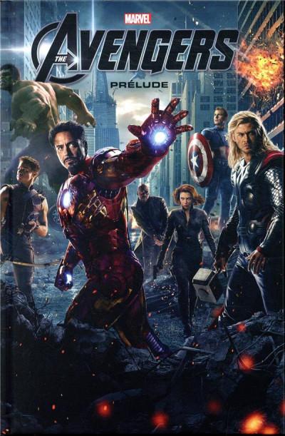 Couverture Marvel cinématique tome 2 - Avengers