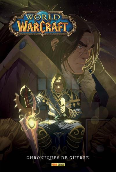 Couverture World of warcraft - Chroniques de guerre