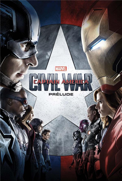 Couverture Marvel cinématique tome 7 - Captain America