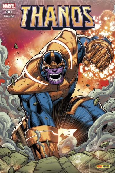 Couverture Thanos (série 2020) tome 1