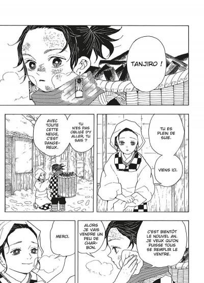 Page 8 Demon slayer tome 1