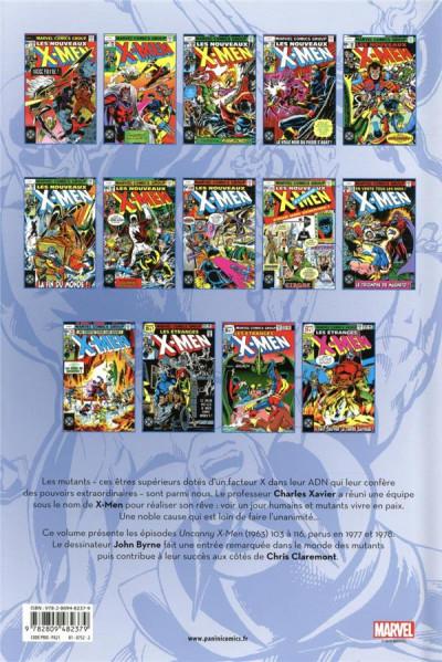Dos X-men - intégrale tome 2 - 1977-1978