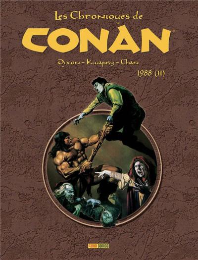 Couverture Les chroniques de Conan tome 26