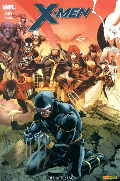 Couverture X-men (série 2020) tome 1