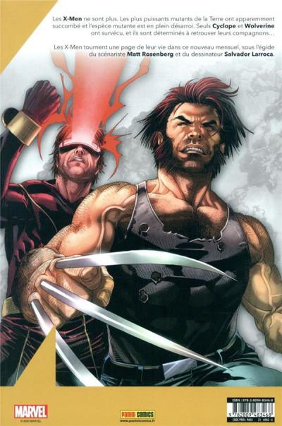 Dos X-men (série 2020) tome 1