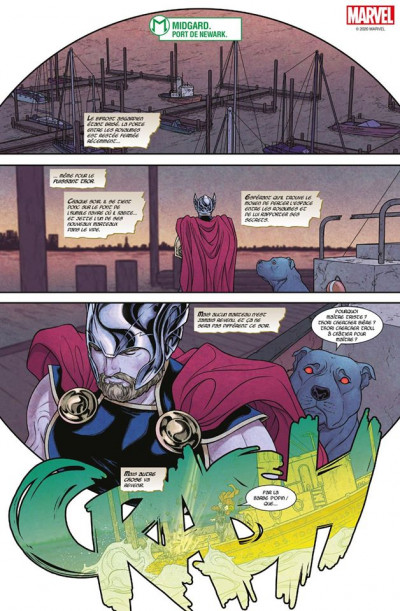 Page 5 War of the realms tome 1