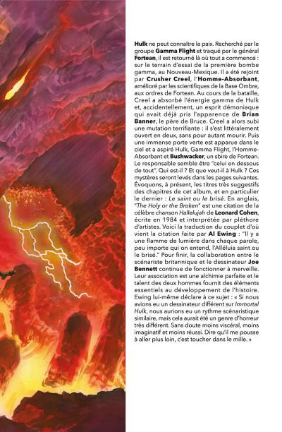 Page 3 Immortal Hulk tome 3